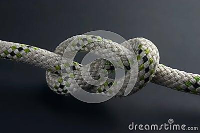 Abbildung-acht Knoten
