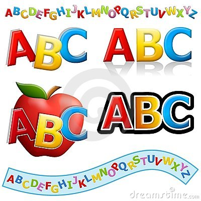 ABC Banners and Logos