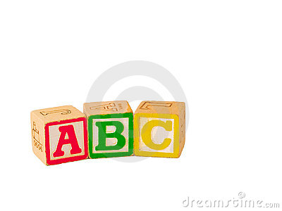 ABC Blocks Flat