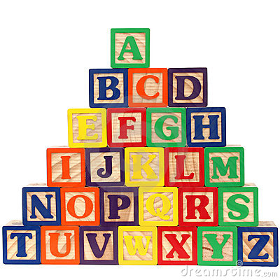 ABC Blocks A-Z