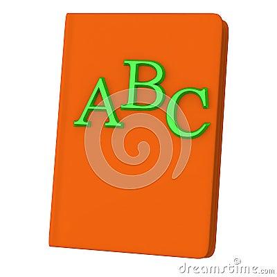 ABC book 3d