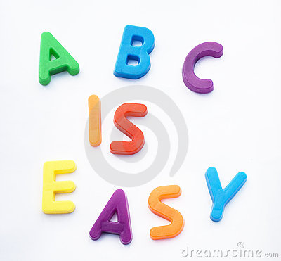 ABC is EASY