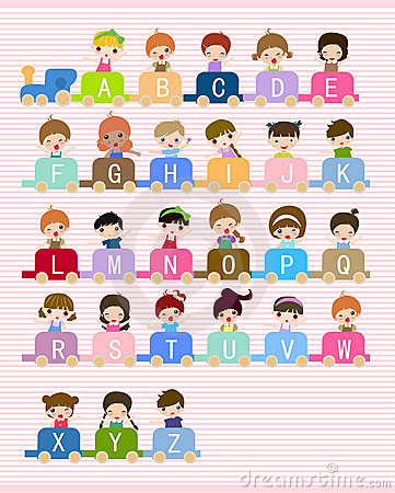 Free ABC. Vector. Royalty Free Stock Images - 10934419