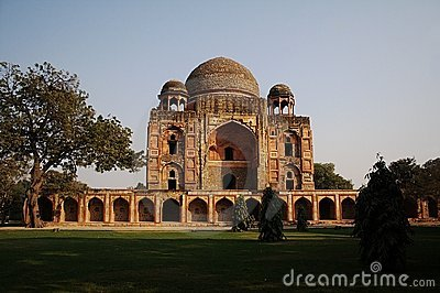 Abdur Rahim Khan-i-Khana s Tomb, New Delhi