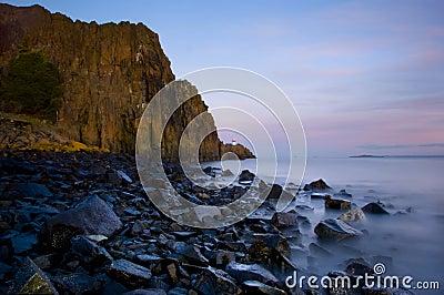 Aberdour Cliffs, Fife
