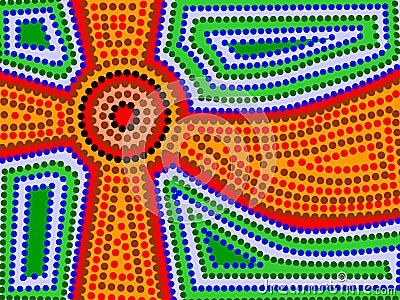 Aboriginal Sun
