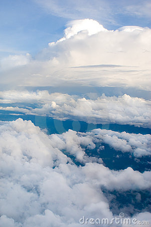 Free Above The Clouds Royalty Free Stock Images - 6317859