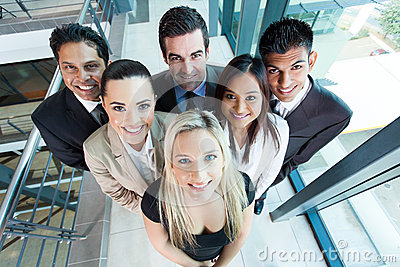 Above view team