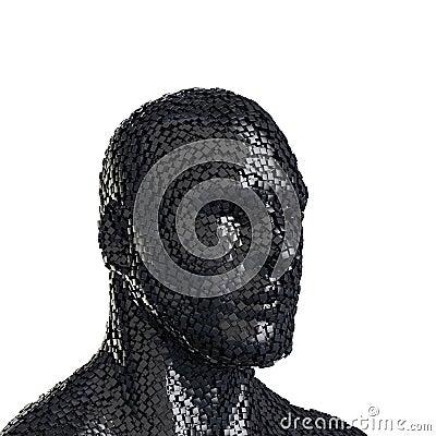Abraction head