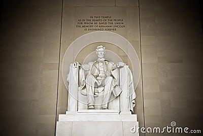 Abraham Lincoln Memorial