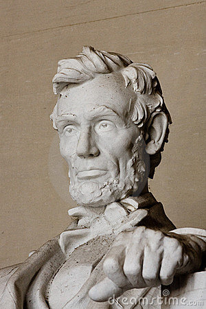 ABRAHAM LINCOLN MEMORIAL, WASHINGTON DC (click image to zoom)
