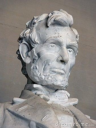 Abraham Lincoln minnesmärke