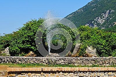 Abruzzo Fountain