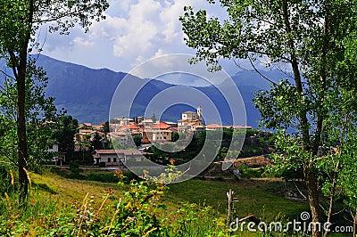 Abruzzo village