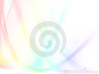 Absatact color wavy