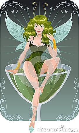 Absinth fairy