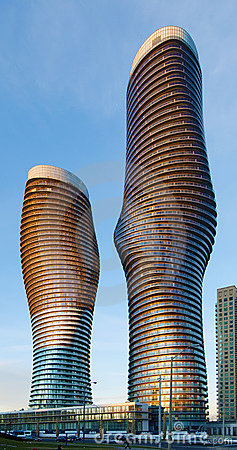 Absolute Condominiums, Mississauga Editorial Stock Image