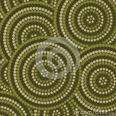 Abstract Aboriginal Art