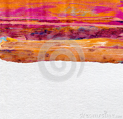 Free Abstract Acrilic And Watercolor Painted Background Stock Photos - 33305893