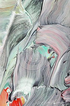 Free Abstract Acrylic Artwork Stock Image - 116273461
