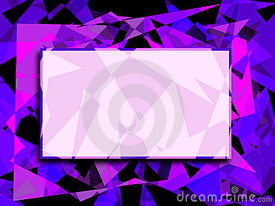 Abstract Angles Background
