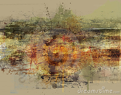 Abstract antique background