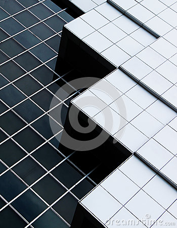 Free Abstract Architecture Of A Modern Building Stock Photo - 50740010