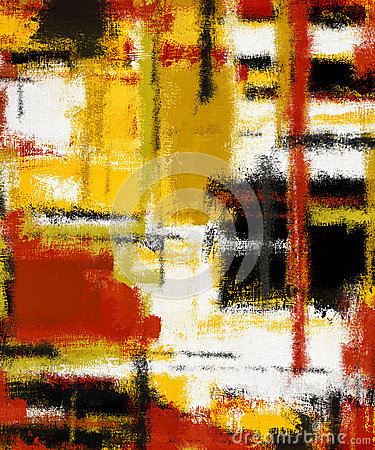 Free Abstract Art Painting Royalty Free Stock Photography - 36465837