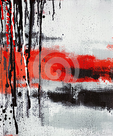 Free Abstract Art Painting Dripping Royalty Free Stock Photo - 36624105