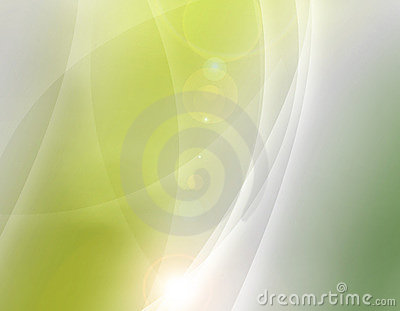 Abstract Aurora overlapping background