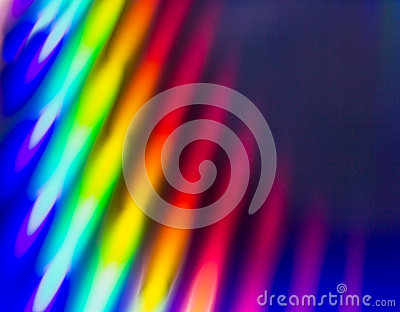 Abstract  background bow