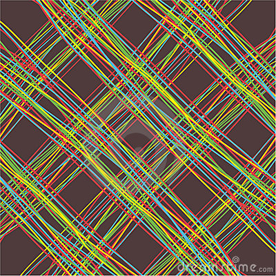 Abstract background from coloured lines