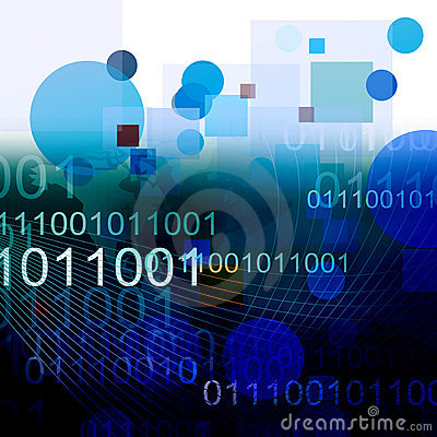 Abstract background composite