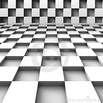 Free Abstract Background - Cubes Stock Photo - 14160970