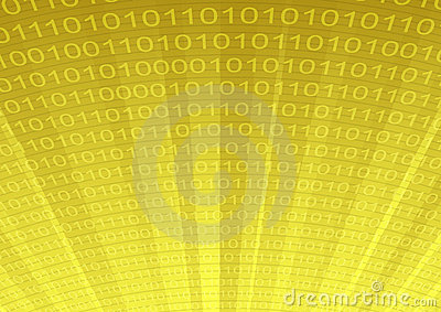 Abstract background cyberspace