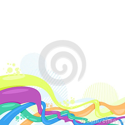 Abstract background for desig