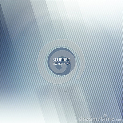 Abstract Background Design with Blurred Image