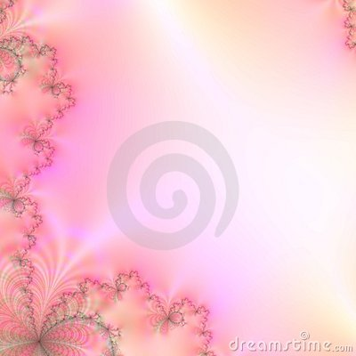 Abstract background design template in shades of pink, yellow, and green pastels