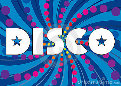 Abstract background - Disco_01
