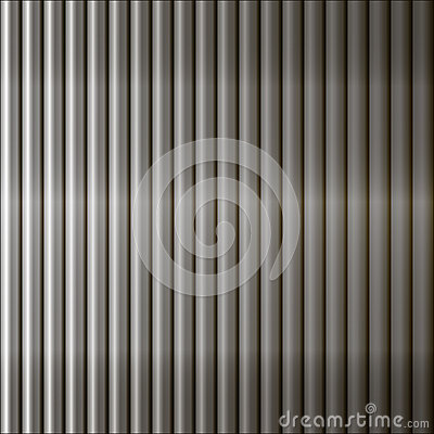Free Abstract  Background  Fence Of Metal Bars. Stock Photography - 62204882