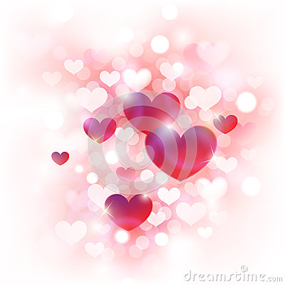 Free Abstract Background For Valentine S Day Royalty Free Stock Image - 66202726