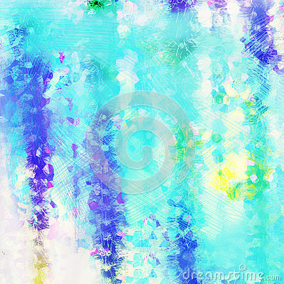 Free Abstract Background Fractured Texture Aqua Turquoise Blue Purple Stock Photography - 48728202