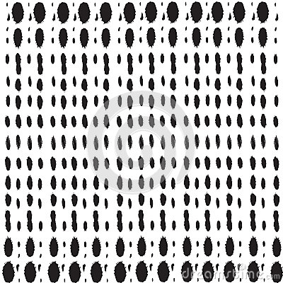Free Abstract  Background. Geometric Dot Lined Seamless Pattern. Royalty Free Stock Photography - 48755007
