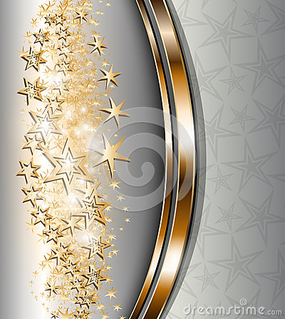 Free Abstract Background Gold. Royalty Free Stock Photography - 27715157