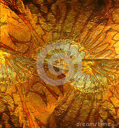 Free Abstract Background, Gold Yellow Orange Patterns Royalty Free Stock Photography - 59704937