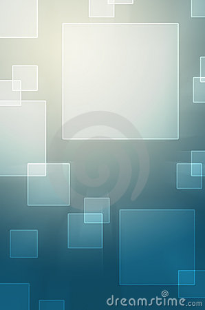 abstract background with graphic Square