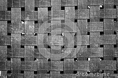 Abstract background made of squares
