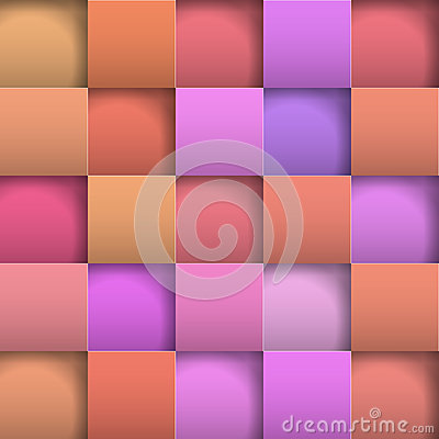 Free Abstract Background Paper Squares Stock Photography - 90624222