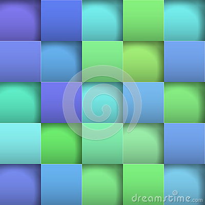 Free Abstract Background Paper Squares Stock Image - 91021351