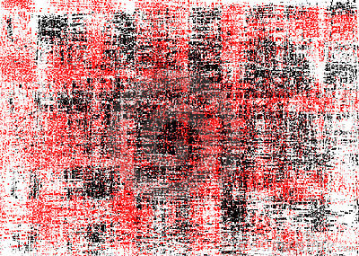 Abstract background, red, white, black